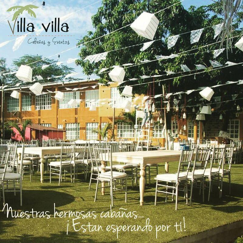 Cabañas Villa Villa