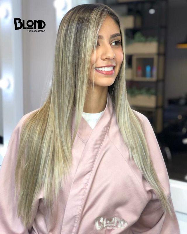 Blond Peluquería