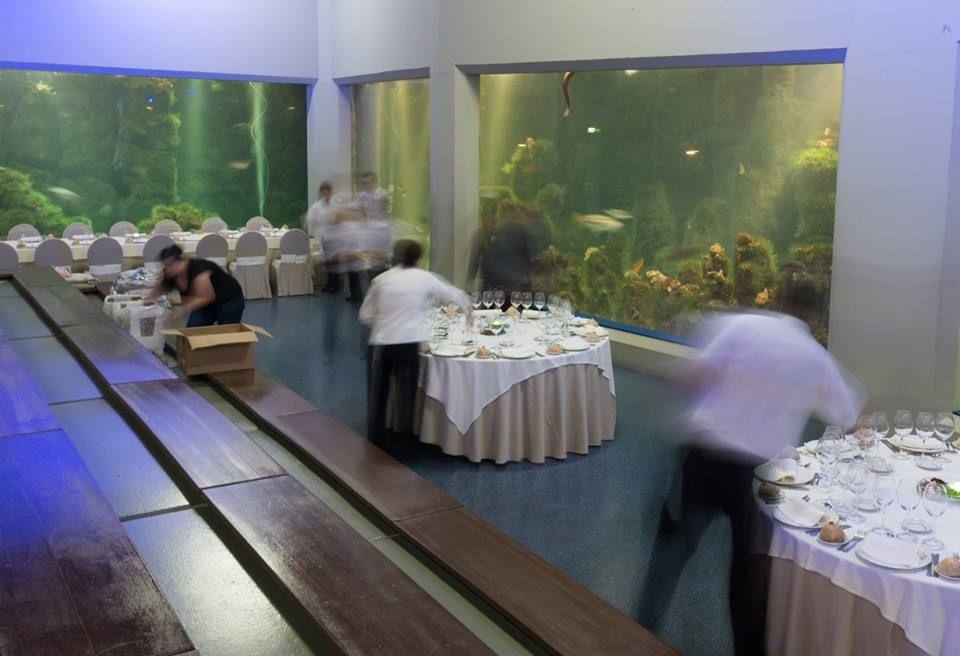 Restaurante del Acuario