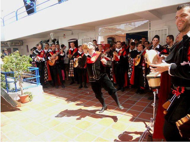 Tuna de la Universidad de Las Palmas de Gran Canaria