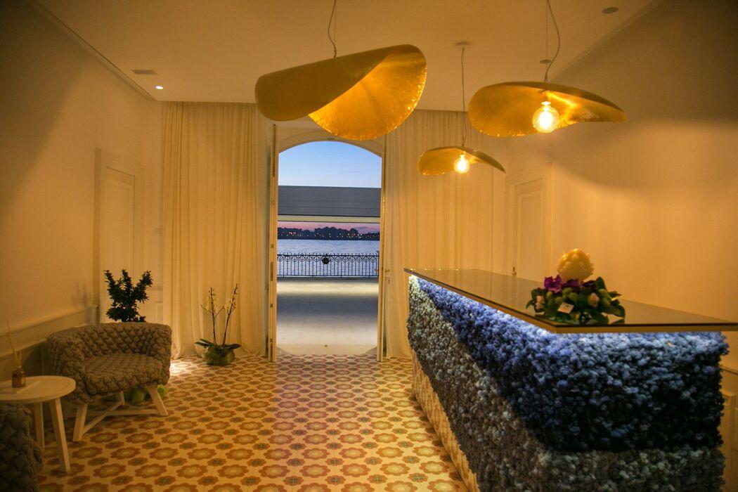 Villa Ascosa Relais sul mare