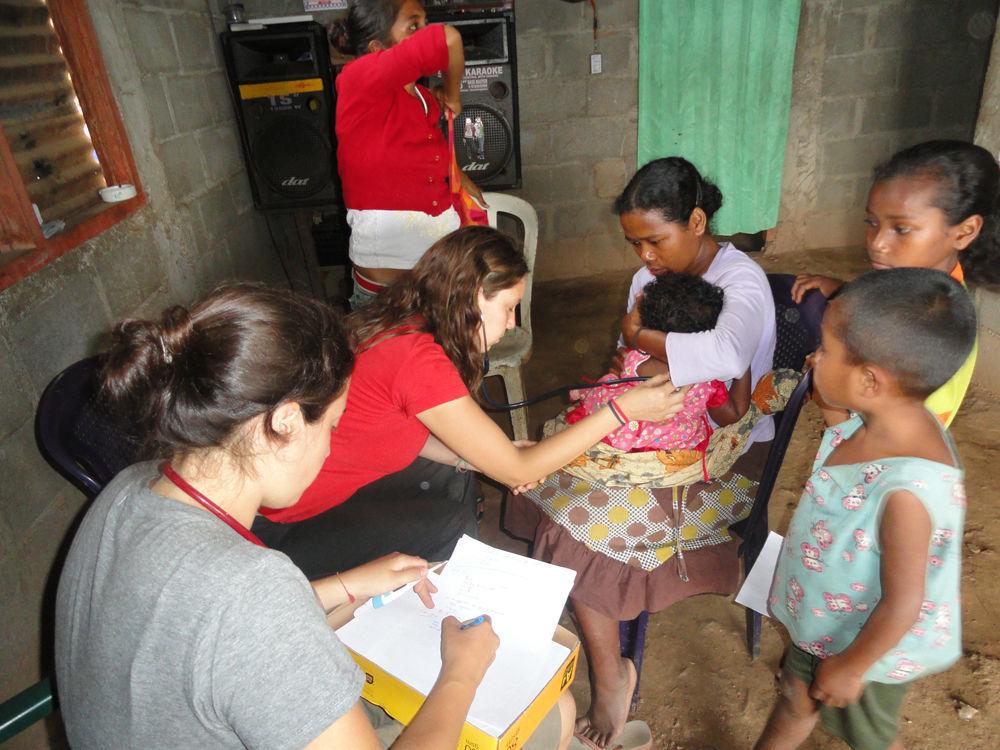 Projeto em Timor-Leste