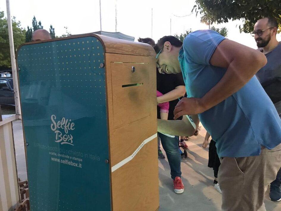 Selfie Box Foggia