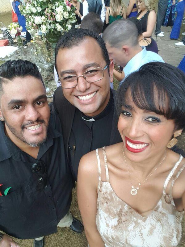 Padre Yuri Cruz
