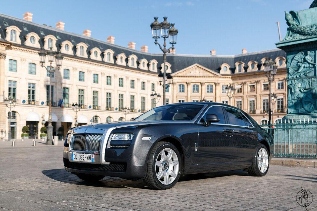 DA PRIVE Luxury Car Service