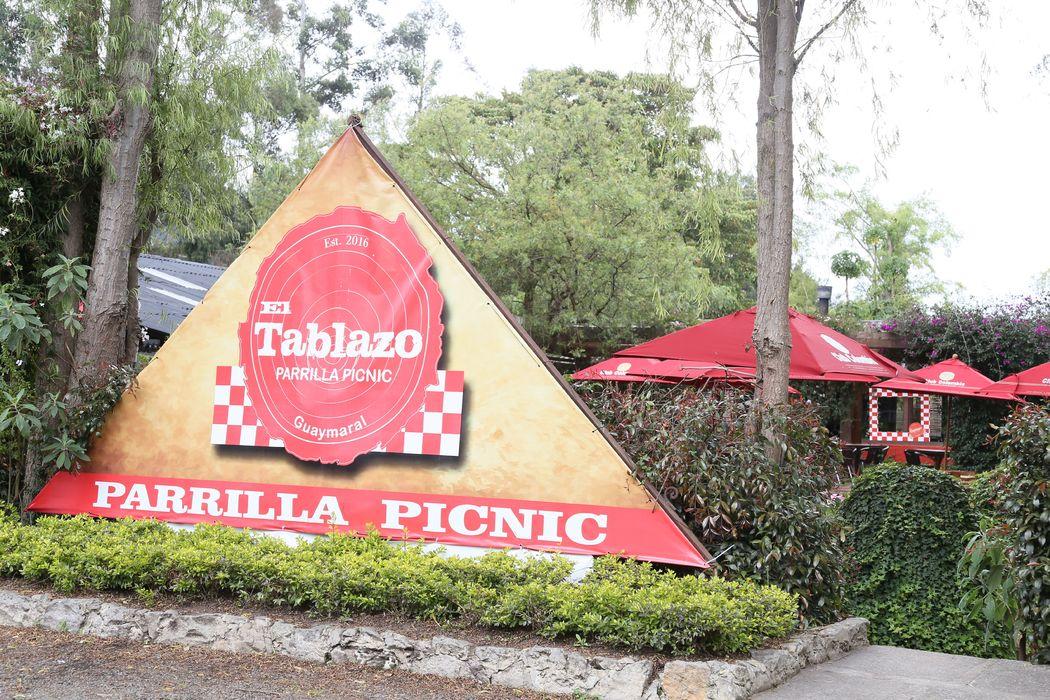 El Tablazo Parrilla Picnic