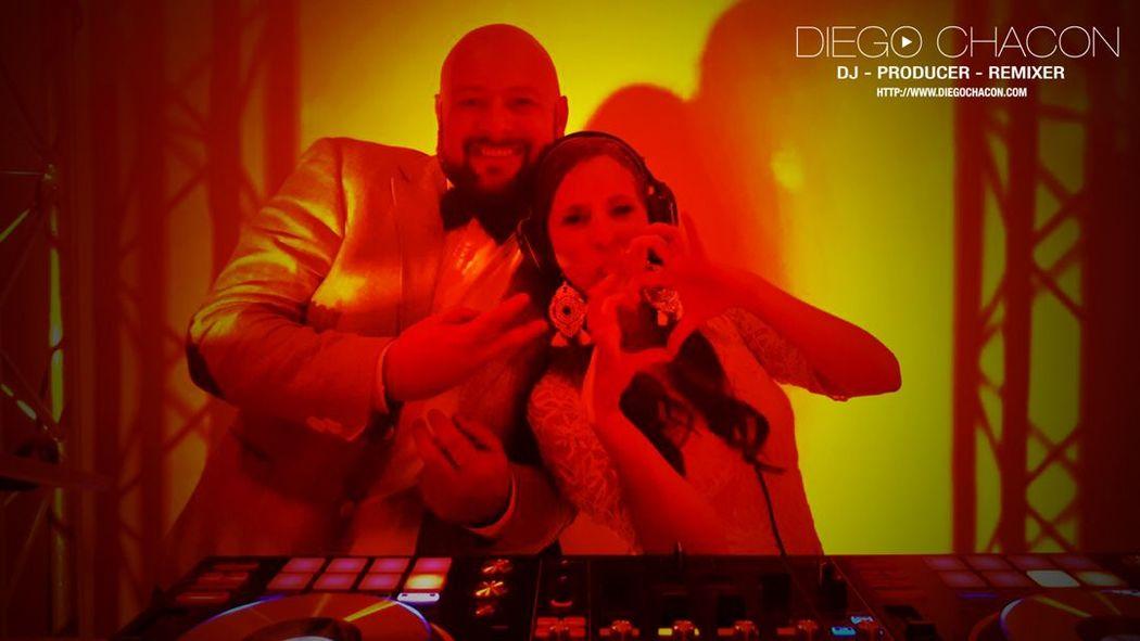 DJ Diego Chacón