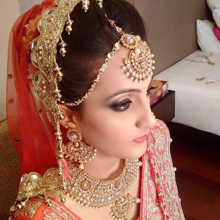 Pinks & Peaches Makeover Studio -Best Bridal makeup Artist