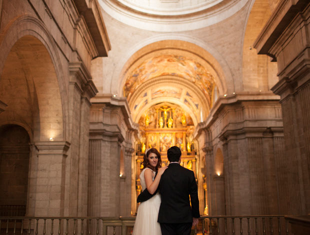 Something Blue Wedding Planner Madrid