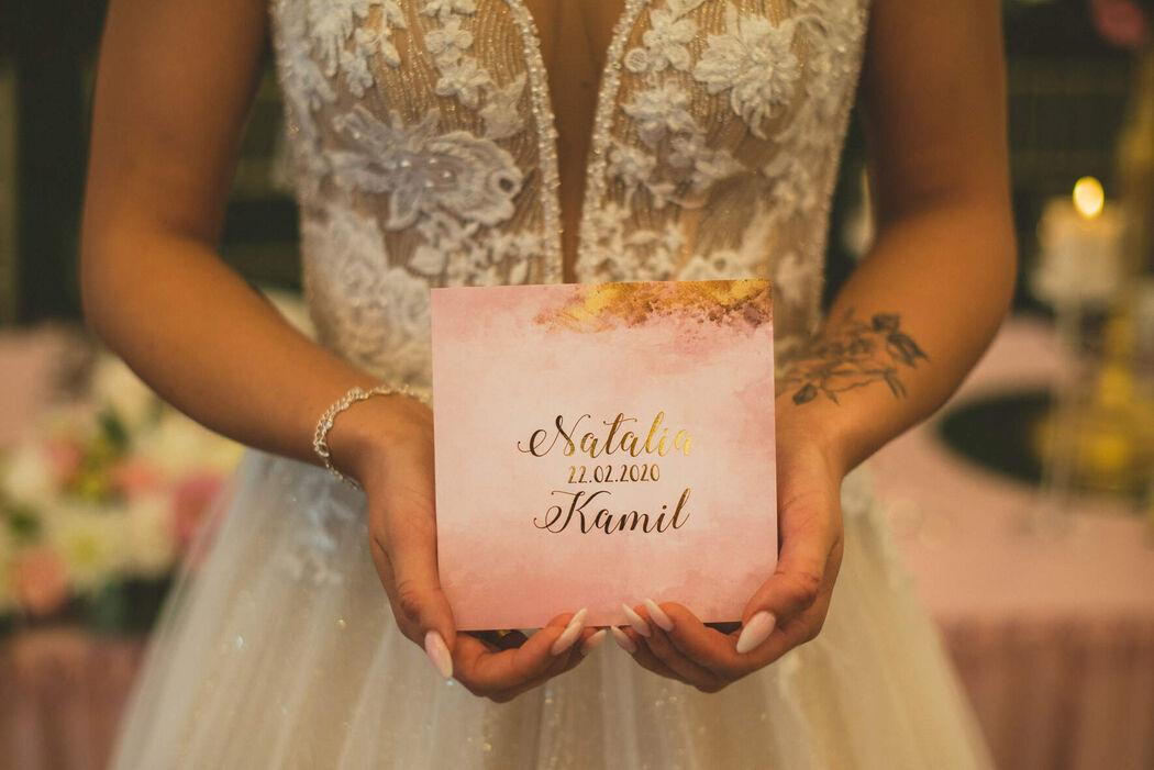 Projekt ślub