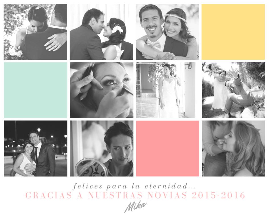 novias 2015-2016