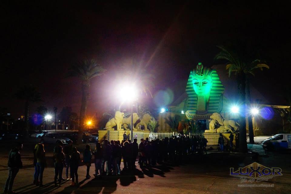 Centro de Eventos Luxor