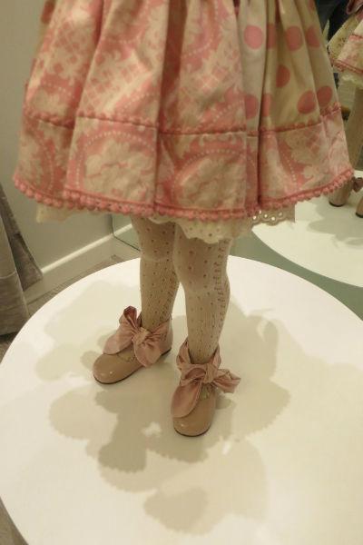 Complementos para el vestido de Marita Rial