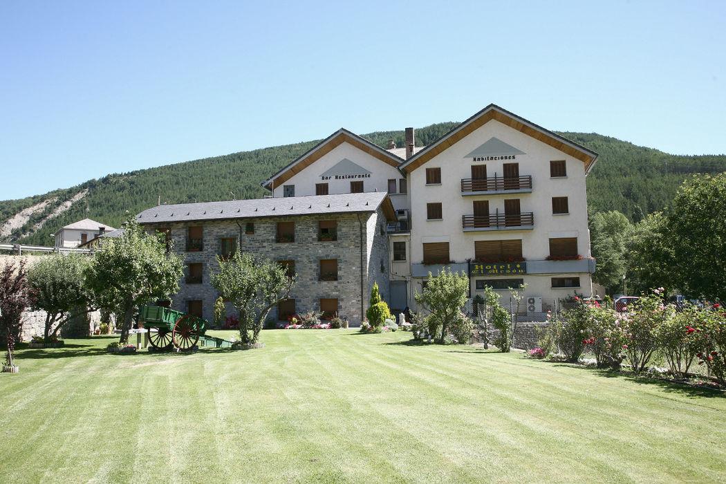 Hotel Mesón Castiello de Jaca