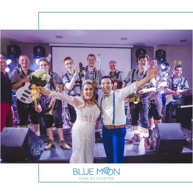 Blue Moon - Casa de Eventos