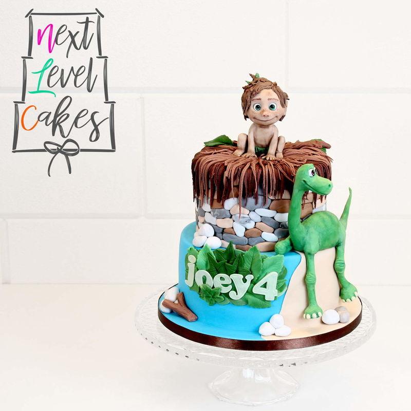 Next Level Cakes