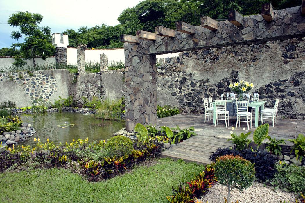 Jardín Casarett