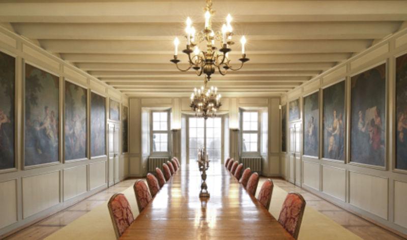 Beispiel: Lokalitäten, Foto: Schloss Waldegg.