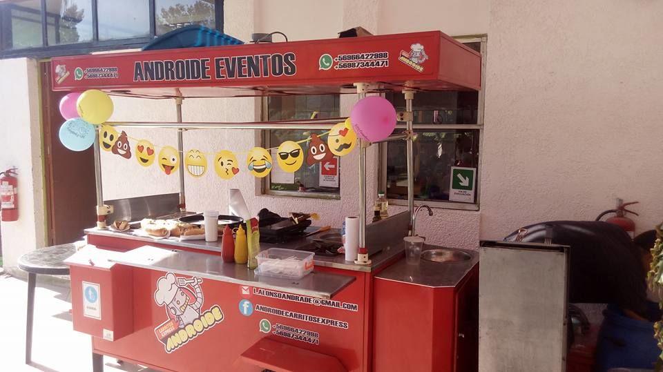 Androide / Carritos Express