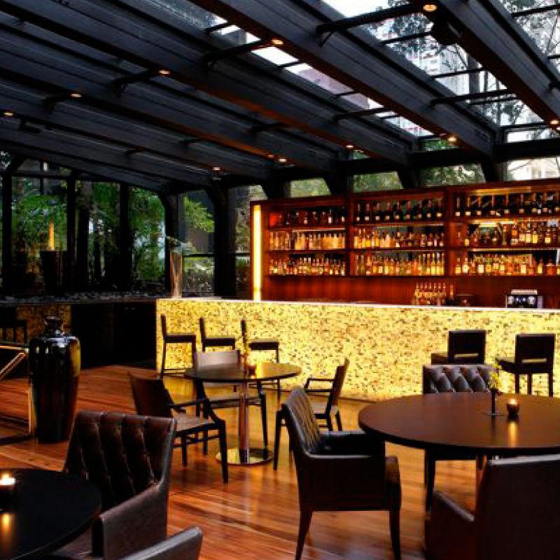 Tivoli São Paulo - Mofarrej Narã Bar & Lounge