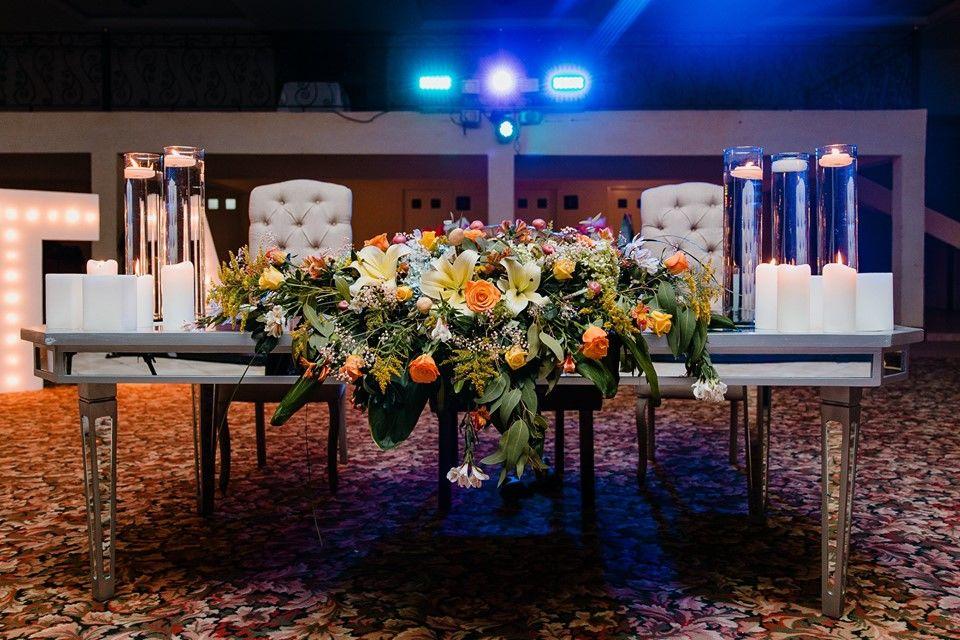 Salón y Jardín Ex-hacienda la Resurrección