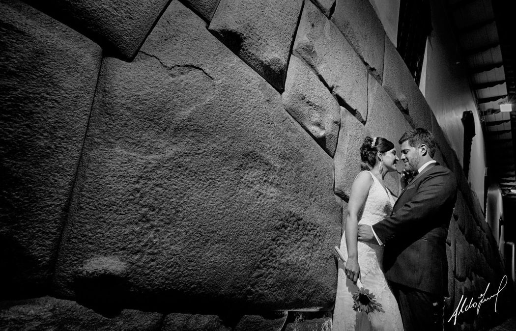 Aldo Huamán - Wedding Photographer
