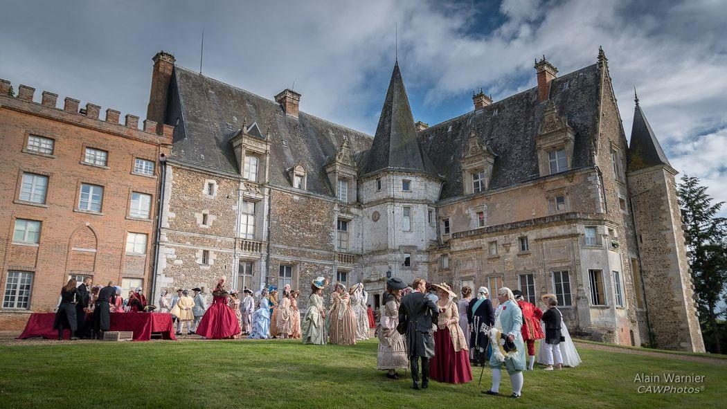 Château de Courtalain