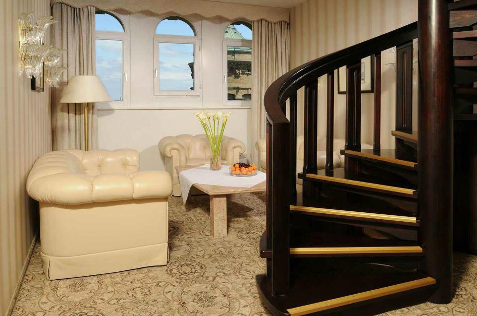 Beispiel: Senior Suite, Foto: Maritim Park Mannheim.