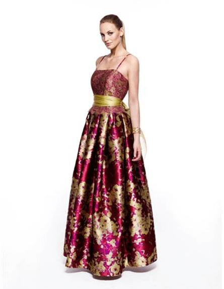 Vestido de Matilde Cano