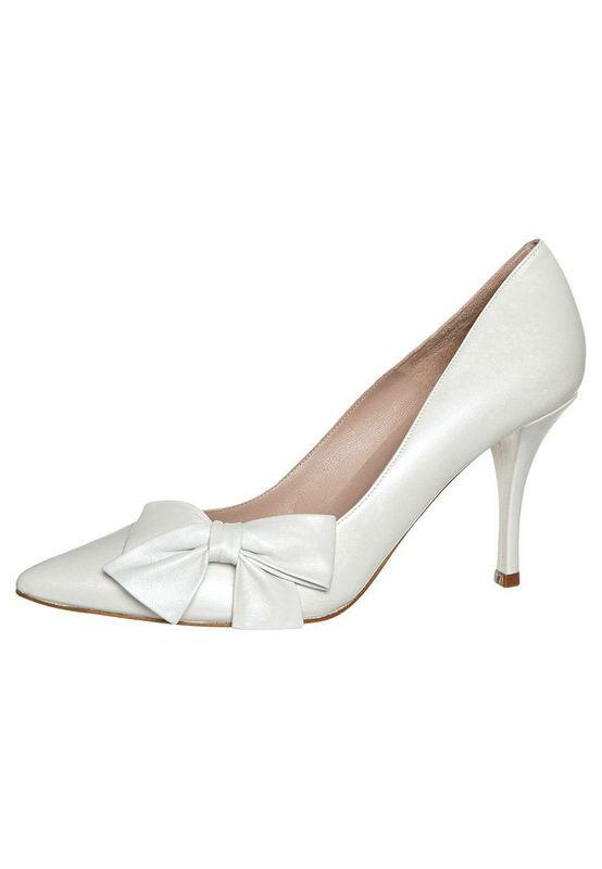 Buty ślubne ze strony Zalando