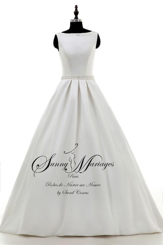 robe de mariée collection 2016, robe de mariée princesse