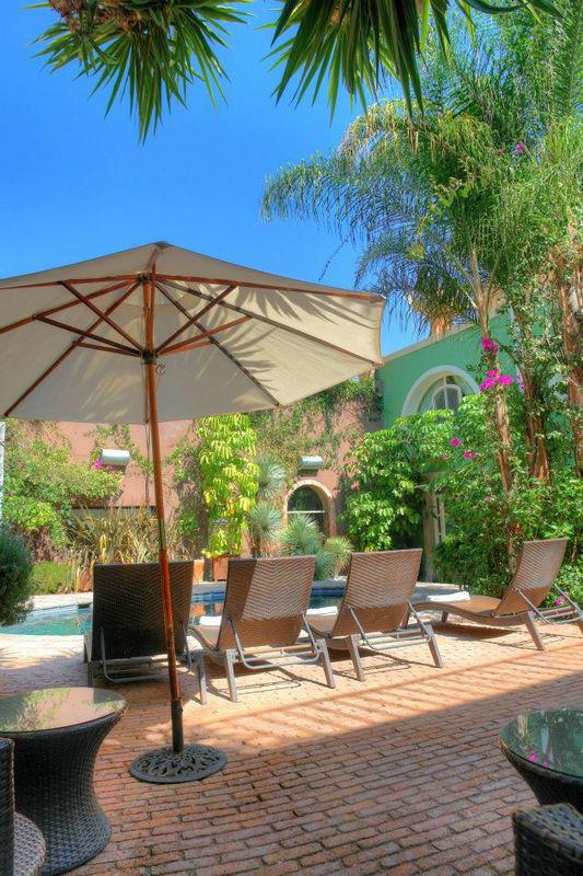 El Mesón Hotel San Miguel de Allende