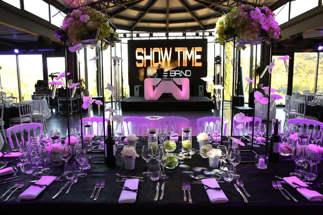 Show Time Live Band - DJ & Performers