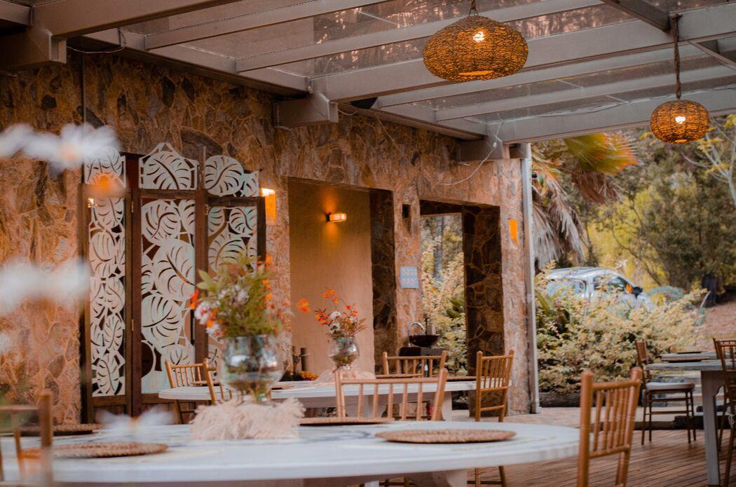 Hotel Entre Bosques de Arvi.