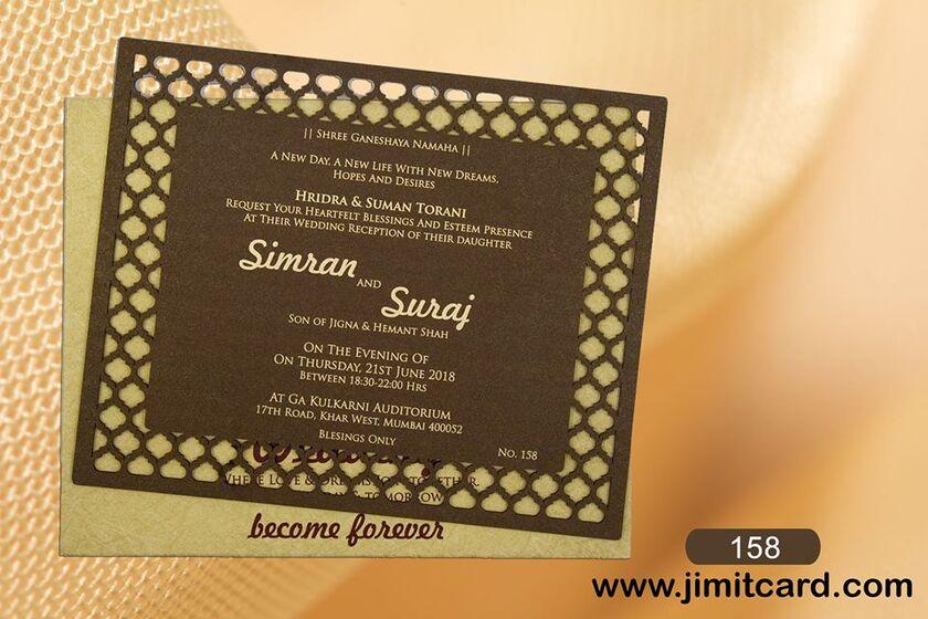 Jimit Card