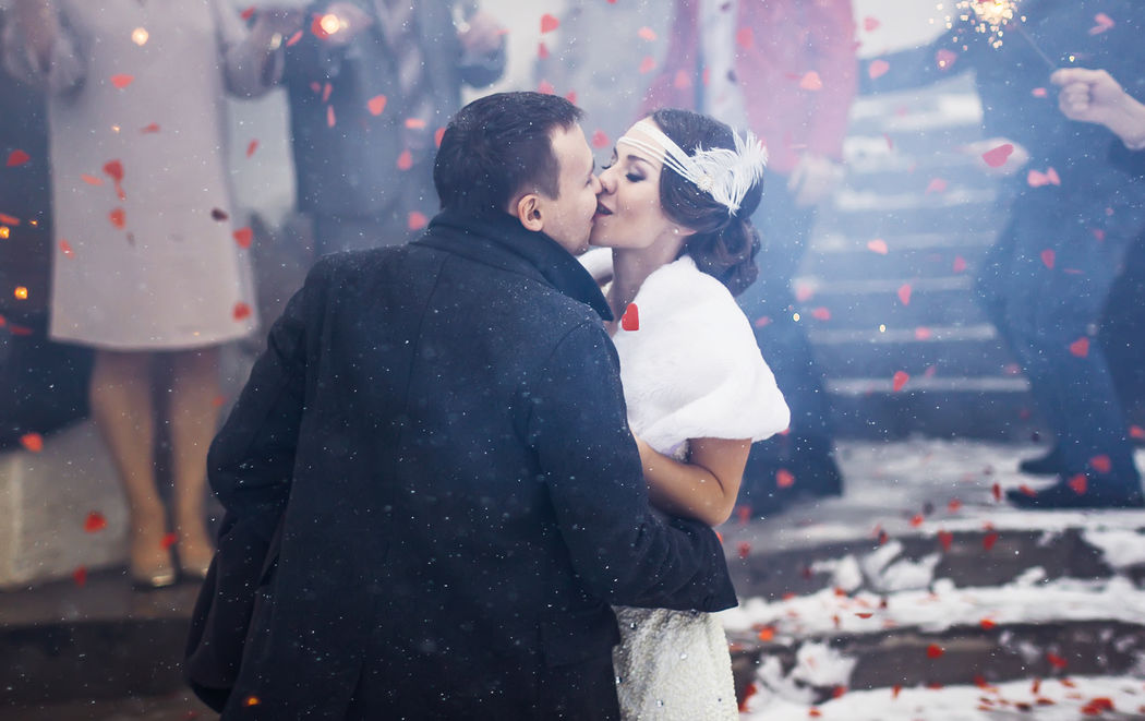 Ольга и Вадим, свадьба в стиле The Great Gatsby