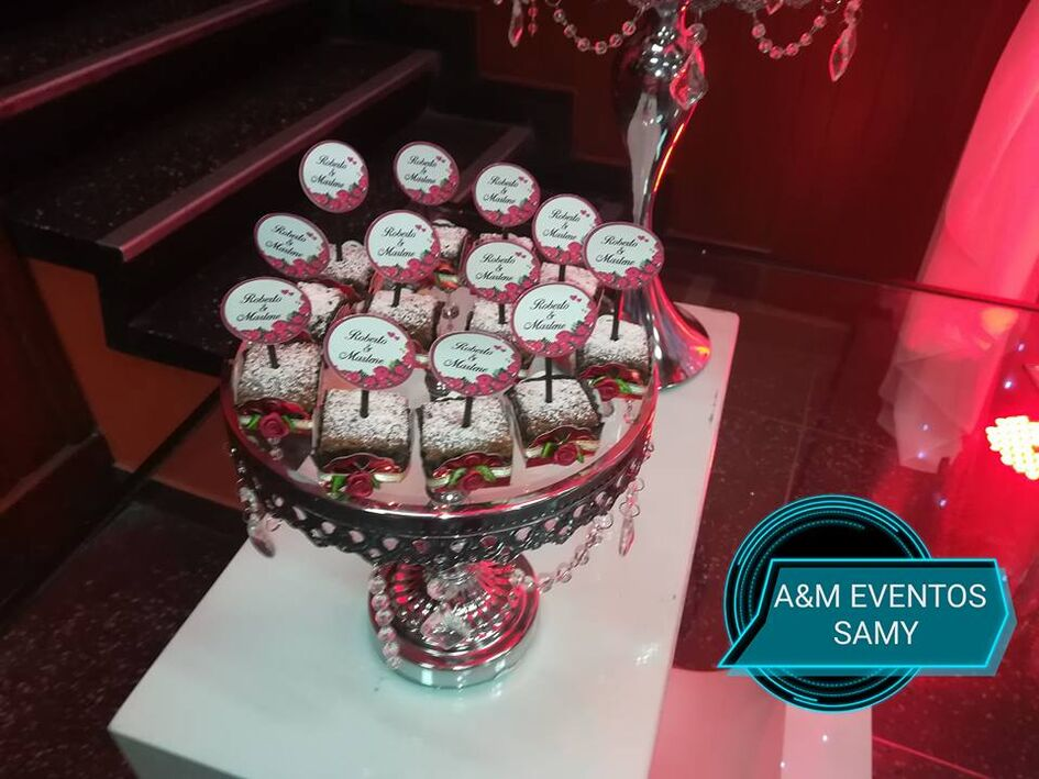 A&M EVENTOS SAMY