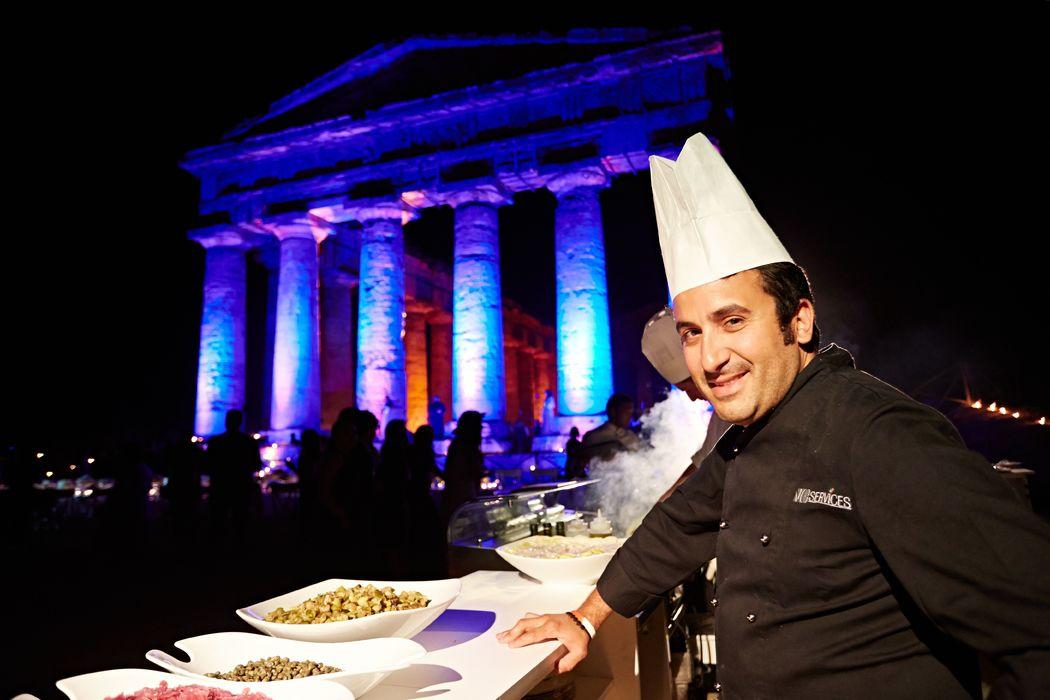 Chef Natale Giunta Catering