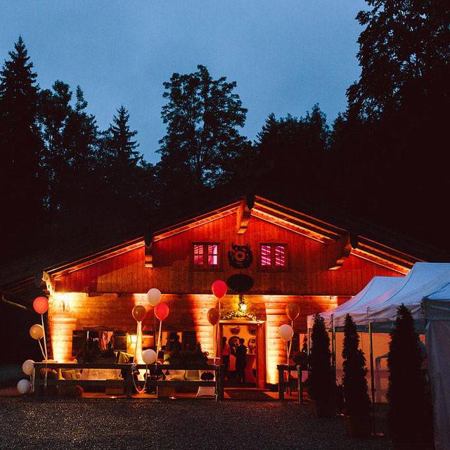 Gebirgsschützenhütte