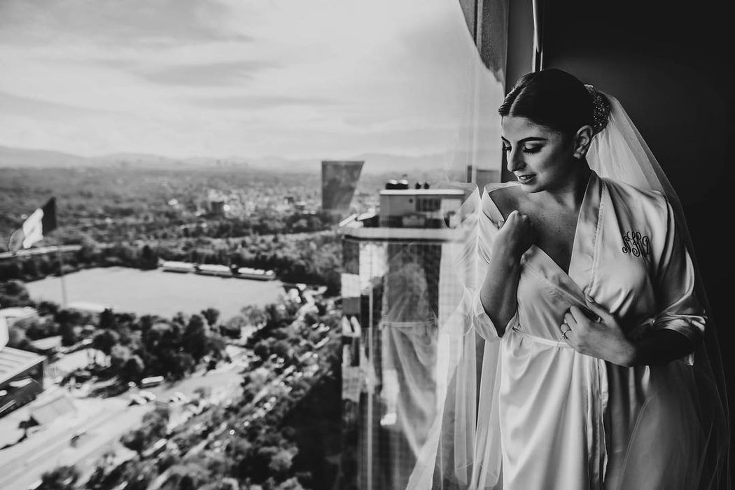 Andrea Guadalajara Wedding Photography