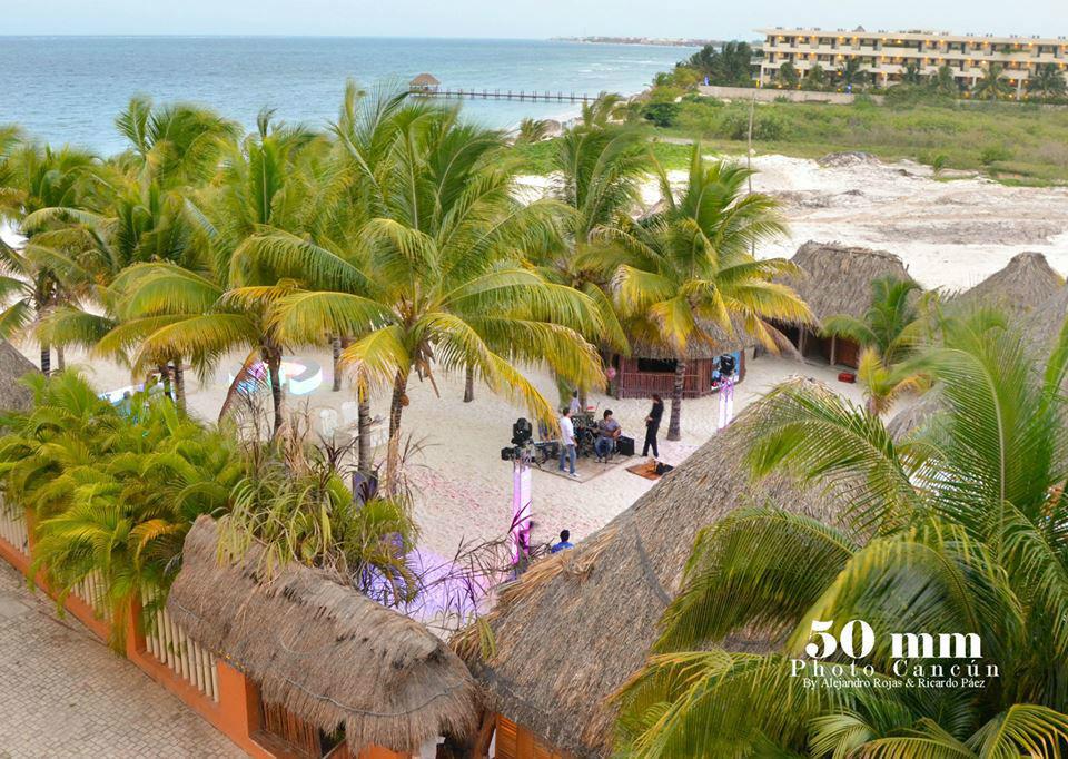 Beach club por tu boda