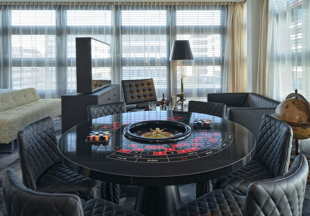 Gentleman Suite