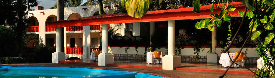 Hotel Misión Ciudad Valles - San Luis Potosí.