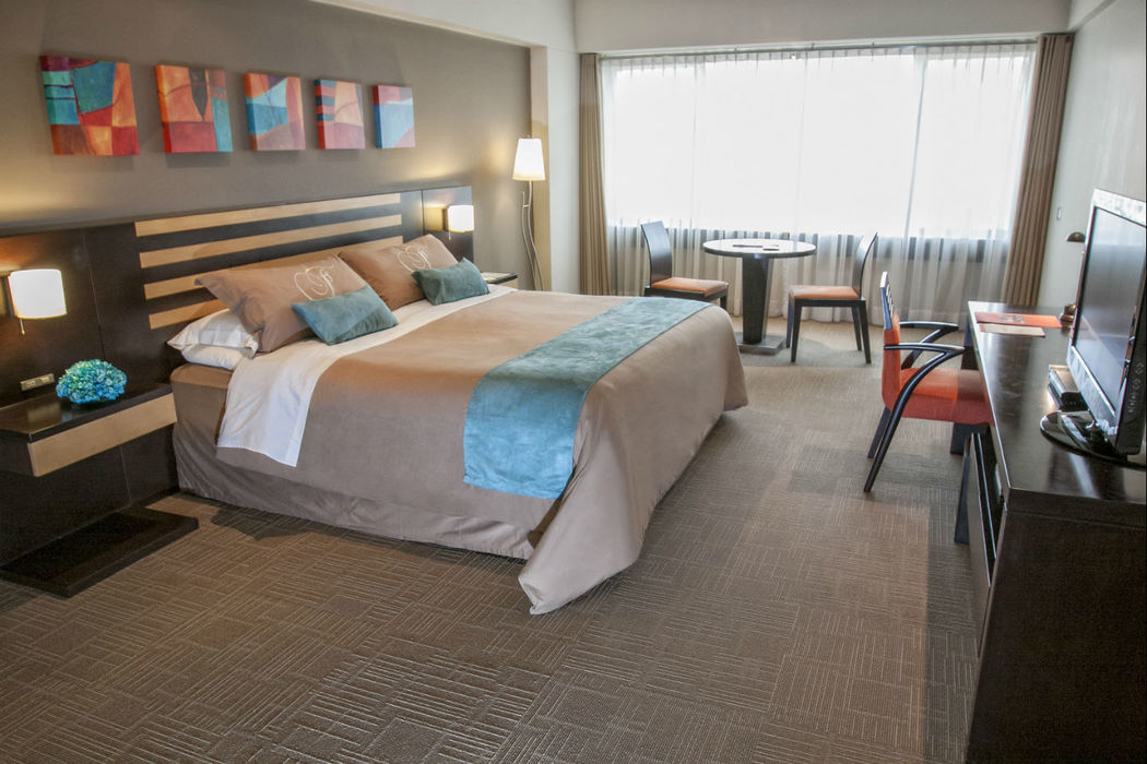 Junior Suite King Foresta Hotel Lima San Isidro