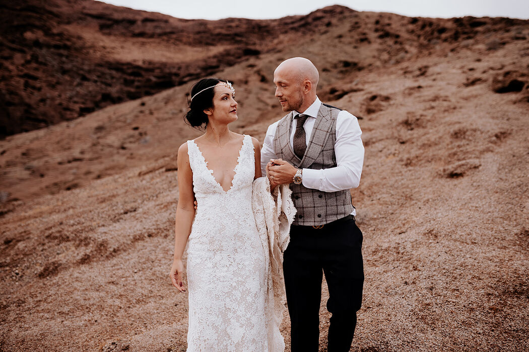 The Lanzarote Wedding Planner