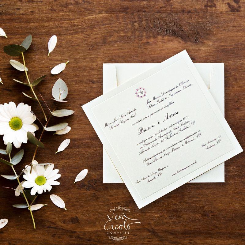 Vera Cicolo Convites