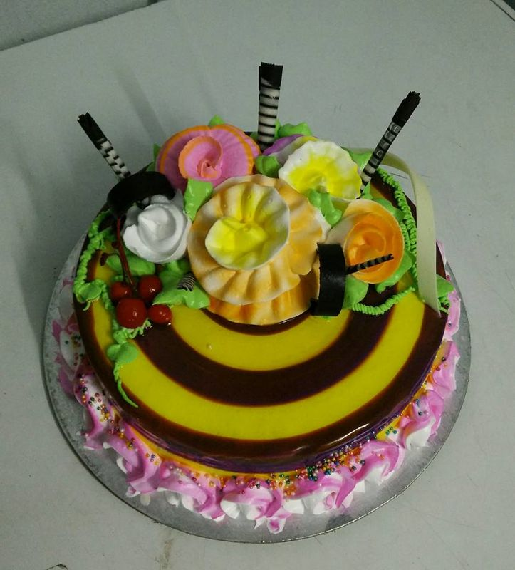 Tera Mera Cake