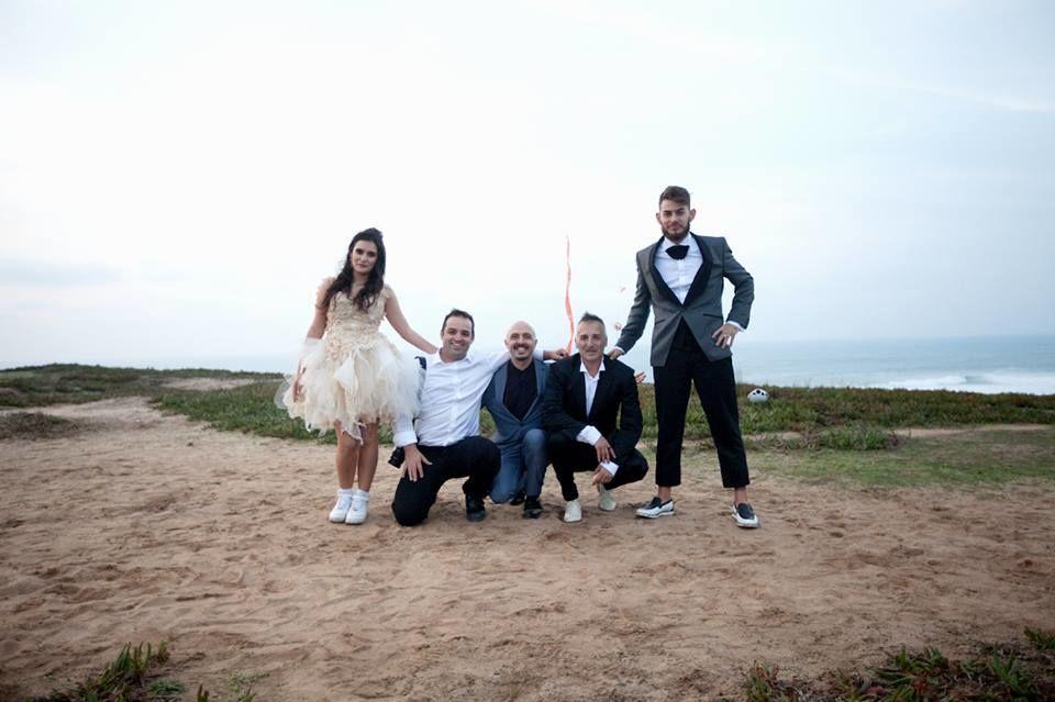 POP UP Weddings. Portugal