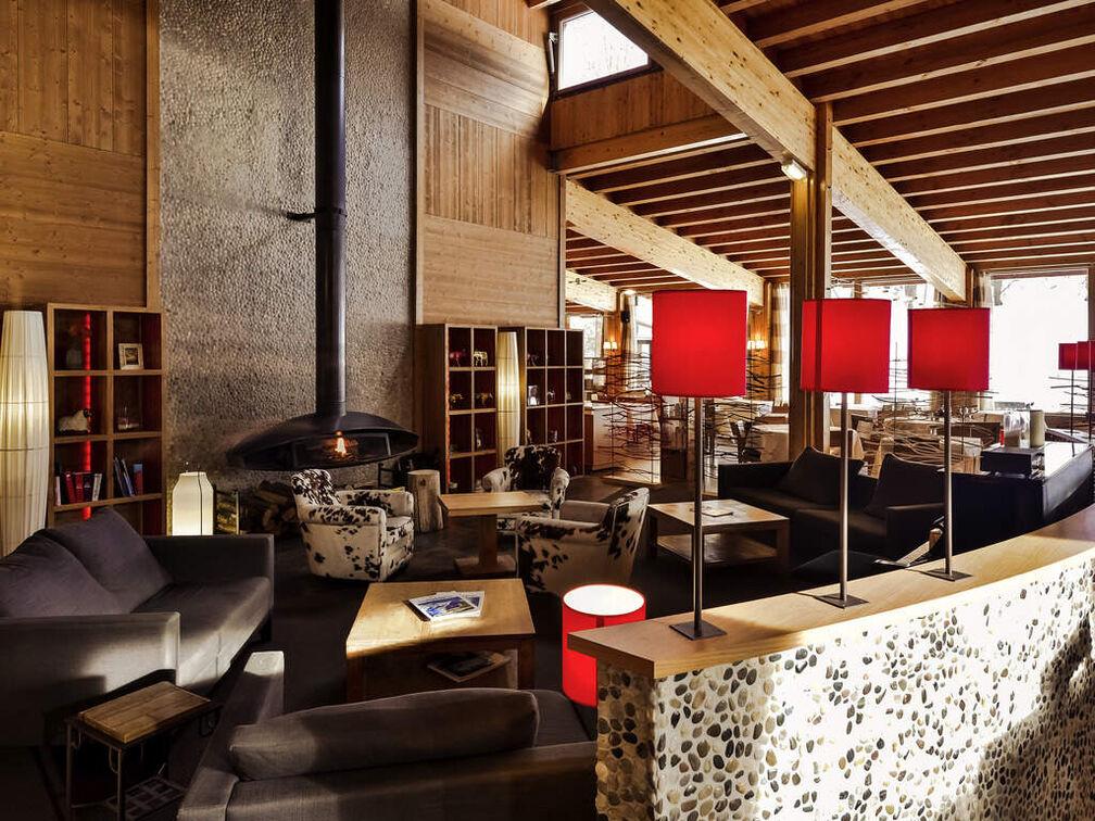 Hôtel Mercure Chamonix Les Bossons****