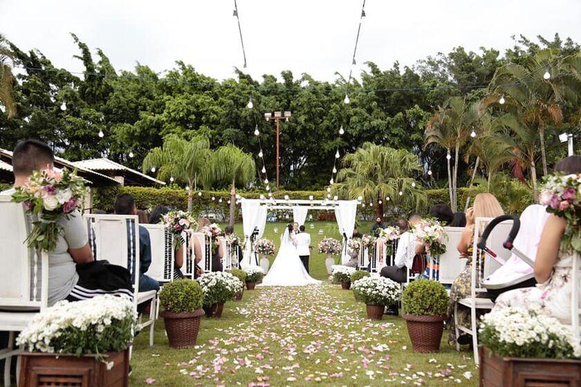 Spazio Grand Jardin Buffet & Eventos